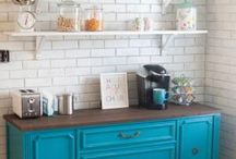 Kitchen ideas / by Kristi Tobey