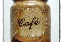 Reciclando o coador de café