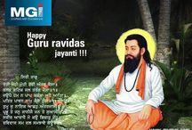 Happy Guru Ravidas Jayanti / #MGI_Group wishes to all #Happy_Guru_ravidas_jayanti!!! www.mymgi.com