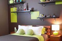 Bedroom ideas teen boys