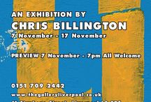 Punk ~ The Transatlantic Paintings / The exhibition by Chris Billington on Punk and the Punk 45 at The Gallery, Liverpool, 7 Nov ~ 17 Nov  http://chrisbillington.com/2014/11/art-of-punk-exhibition/