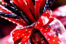 Olivia's 1st Birthday / Ladybug Party! / by Natalie Mullen
