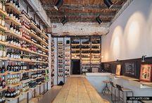 Shops, Bars, Cafes & Restaurants