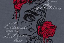 Halloween Embroidery / Urban Threads Halloween embroidery  / by Victoria Bonnett