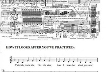 Music Ed - Practicing / by Janique Wilson