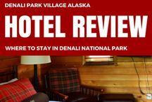 Discover Denali Park Village