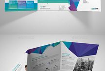Company Profile Tri Fold