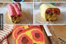 Ausgefallene Kuchen