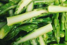 FOOD CLOSE-UP / Close-up foto's van smaakvolle items van gerechten.