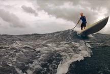 DOWNWIND / Standup Paddle SUP downwinders