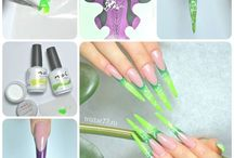 Nail Art Tutorials / Learn From the best and brush up on your nail art skills! Check out these Nail Art Demos, they range across our Gel Nail Line and Acrylic nail Line!