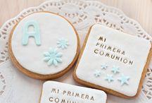 Comuniones / Productos personalizados e ideas para el día en que celebras la primera comunión de tus seres queridos.