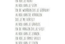 Gedichtjes liefde