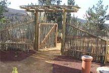 Hekken en poorten