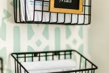 Organize: Paper / Tired of tripping over the paper piles in your home office? This board is packed with tips for organizing the paper in your office! #organization #paper #paperorganization #homeoffice