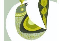 Kuşlar kuğular ve diğerleri
