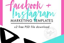 Free Photoshop, Illustrator + InDesigns Template Downloads / Free Design, Branding + Marketing Templates using Photoshop, InDesign + Adobe Illustrator.