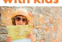 Tips for traveling with kids