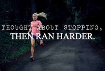 Running / My running motivation