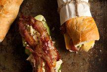 Sassy Sandwiches