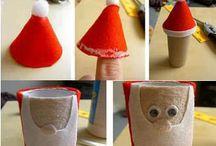 handicraft work with kids