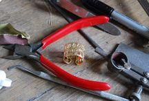 L'Atelier Workshop Alix D. Reynis / Travail fait main, savoir faire artisanal dans l'atelier Alix D. Reynis