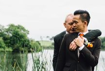 LGBTQ Weddings and Engagement Photoshoots