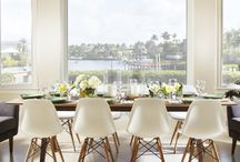 House Tour #4 / Waterfront home in the waterfront community of Admiral's Cove in Jupiter, FL. Interior design by Krista Watterworth