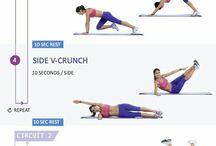 Fitness regimes