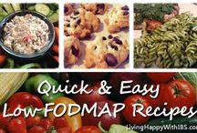 Low FODMAP recipes / by Danielle Kapaska