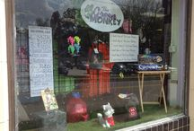 Window Displays From Our Store / Some pics showing off our window displays
