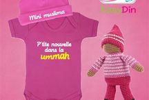 Kit naissance / Kit naissance pour les bébés muslims by EasyDin