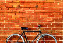 Bikes / My Bikes, bicycles I built, bicycles refurbished, the ones I ride and the ones I don't