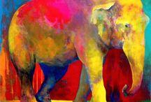 Art Reference - Elephants