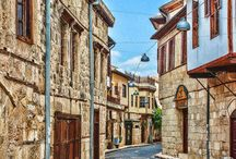 Akdeniz Konut Mimarisi