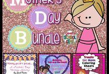 Mother's & Father's Day / Mother's & Father's Day / by Mary Osborne