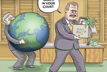 Graeme MacKay / The editorial cartoons of the Hamilton Spectator's Graeme MacKay.