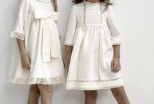 Summer girls cotton dress