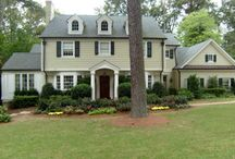 Silverscreen dream home / All those houses in the movies that I LOVE! / by Erin Bryant