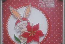 Bebunni christmas cards
