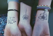 tattoos / by Angee B