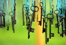 Beautiful Old Keys