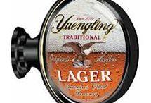 beergarten - advertising, etc.