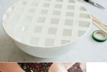 Dining decor and ideas