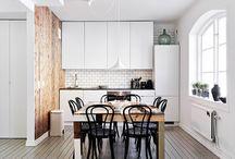 my kitchen/living room