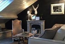 Tiny living room / Restilyng di un piccolo loft a milano A cura di : la casa di Laura