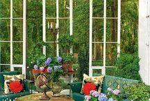 Secret garden / by Leslie Monden