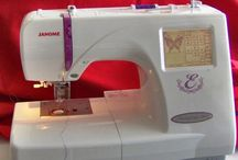 EMBROIDERY JANOME