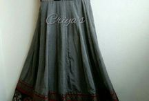 handloom dress