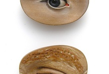 Hand made wooden jewellery